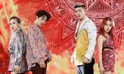 Nhóm nhạc Hàn nói 'Anh yêu em' với fan Việt