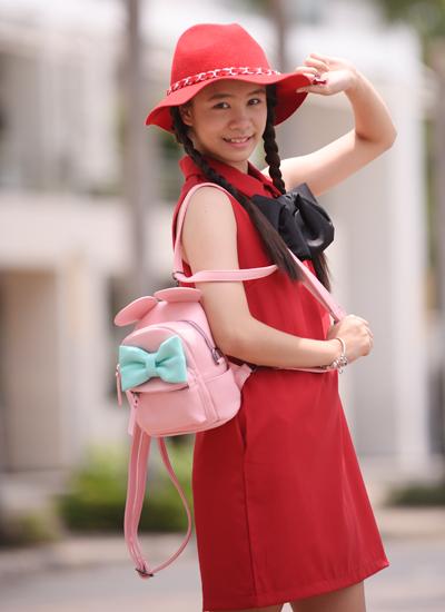 Con gái 15 tuổi, mê thời trang của diễn viên Blouse trắng - 9