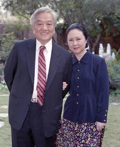 Vợ chồng Quỳnh Dao, Bình Hâm Đào.