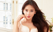 Sắc vóc tuổi 45 của 'bom sex' Lâm Chí Linh