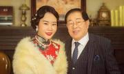 Ca sĩ 9x Malaysia cưới đại gia 71 tuổi