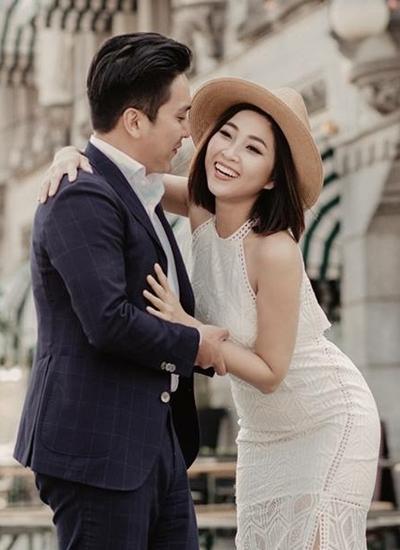 Liêu Hà Trinh và bạn trai yêu xa trong hai năm trước khi quyết định kết hôn
