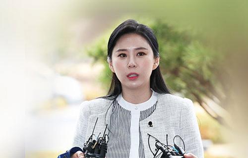 Yoon Ji Oh - nhân chứng trong vụ án Jang Ja Yun tự tử.