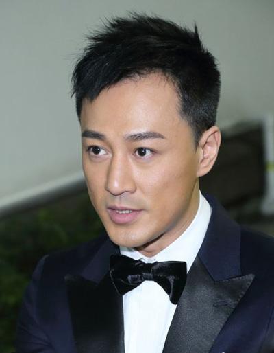Diễn viên Lâm Phong.