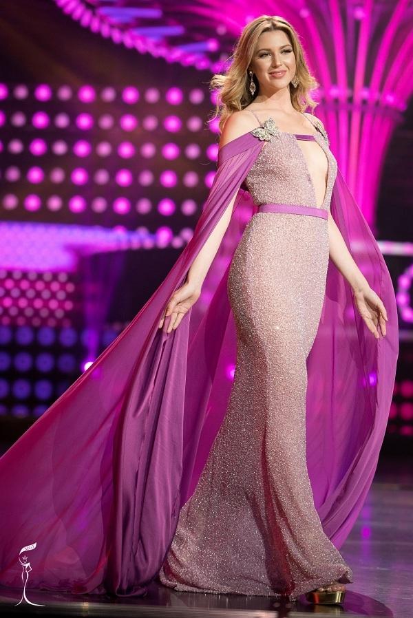 Nhan sắc tân Hoa hậu Hoàn vũ Puerto Rico