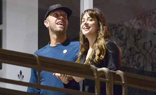 Chris và Dakota trong một buổi hẹn hò hồi tháng 12/2018. Ảnh: Refinancegold.