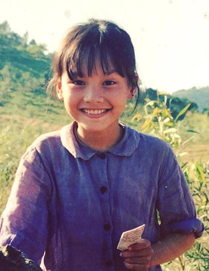 Năm tám tuổi, Bảo Thanh được chọn vào vai bé Nụ trong phim Vào Nam ra Bắc của đạo diễn Phi Thế Sơn, công chiếu năm 2000. Vai diễn mang về cho Bảo Thanhgiải Nữ diễn viên phụ xuất sắc tại Liên hoan phim Việt Nam lần thứ 13, năm 2001.