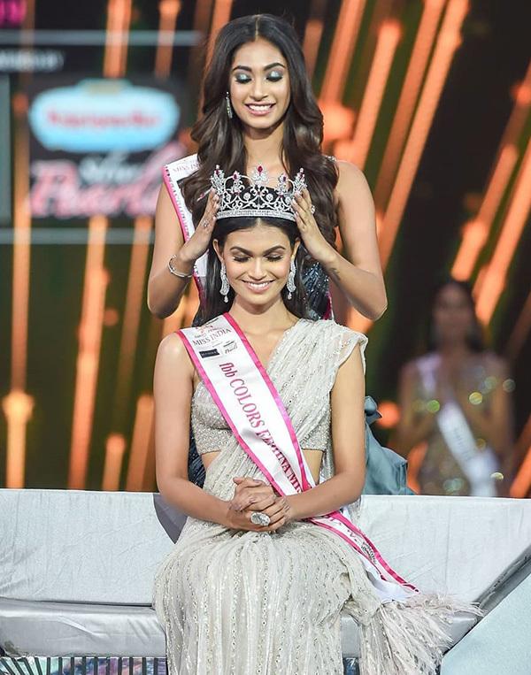 Nhan sắc tân Hoa hậu Thế giới Ấn Độ