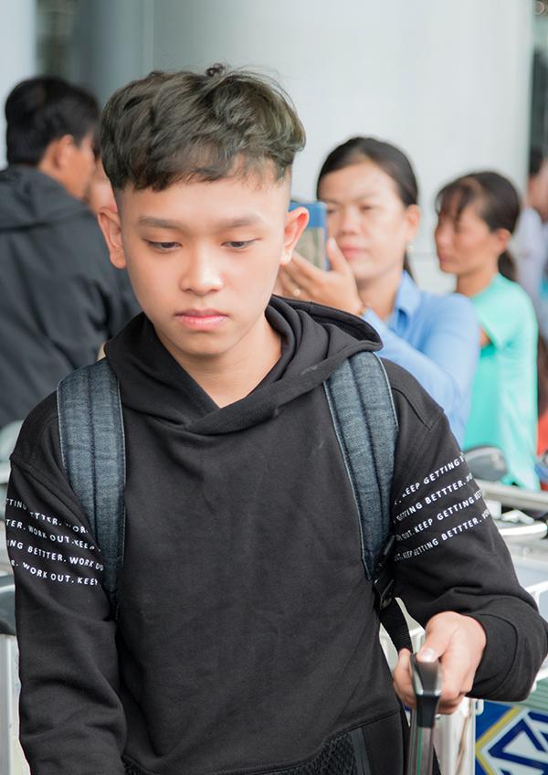 Hồ Văn Cường lưu diễn ở Mỹ cùng Phi Nhung