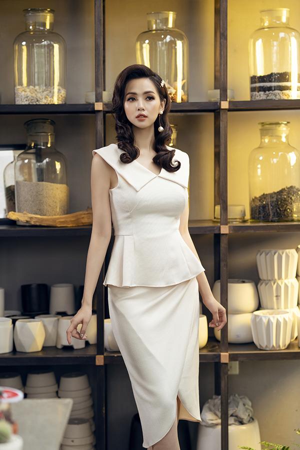 Tâm Tít gợi ý các kiểu váy tôn eo cho giới công sở
