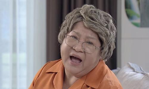 Tạo hình của NSƯT Minh Vượng trong phim.