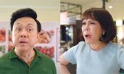 Chí Tài bị 'bà xã' Việt Hương quát vì mê đồ ăn nhanh