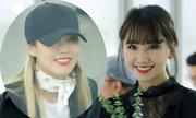 Hari Won đón diva Hàn Quốc đến Việt Nam