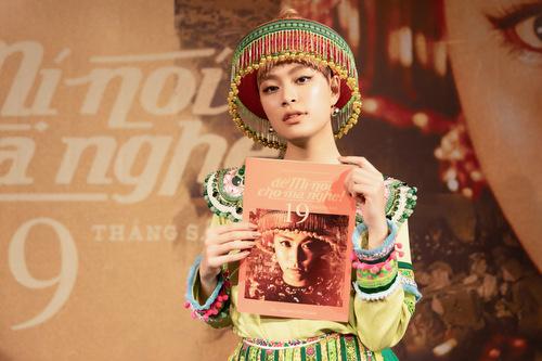 Hoàng Thùy Linhcho biết Mịlà câu trả lời của côvới công chúng về sự im hơi lặng tiếng trong tám tháng qua hay những lời chê cô nhạt sau MV trước.