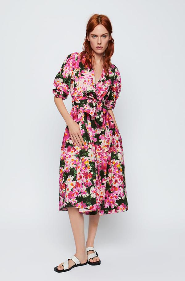 Các kiểu váy lên ngôi hè 2019