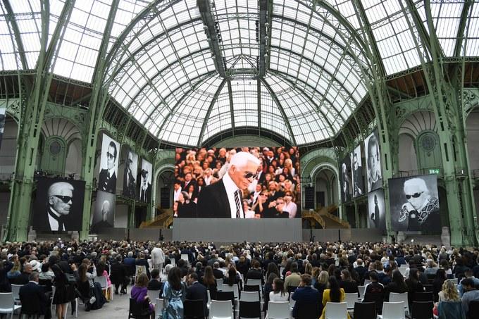 Dàn sao quốc tế tưởng nhớ 'Ông hoàng Chanel'