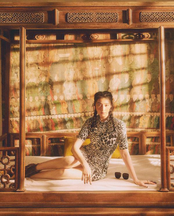 Phạm Băng Băng lên bìa tạp chí Hàn Quốc