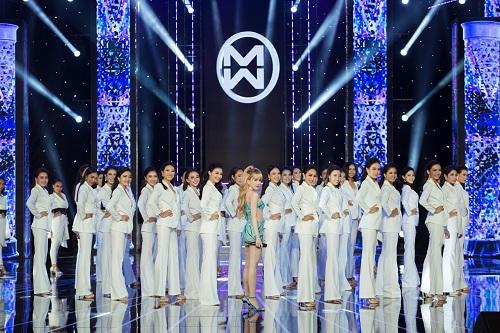 33 nhan sắc lọt vào đêm chung khảo khu vực phía Nam cuộc thi Miss World Vietnam 2019.