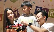 Hồ Ngọc Hà, Cường Đôla tổ chức sinh nhật con trai