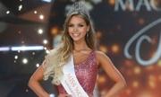 Người đẹp 22 tuổi đăng quang Hoa hậu Thế giới Hungary