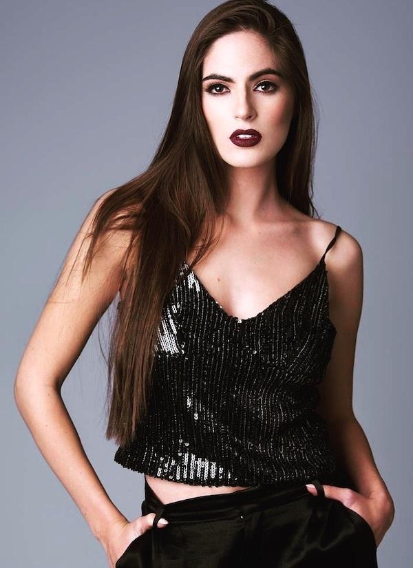 Nhan sắc tân Hoa hậu Hoàn vũ Mexico