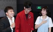 Trấn Thành nhắc nhở khi Hari Won khen trai đẹp