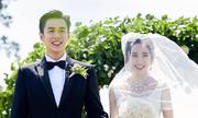 Mỹ nhân 'Chân Hoàn truyện' tổ chức hôn lễ ở lâu đài