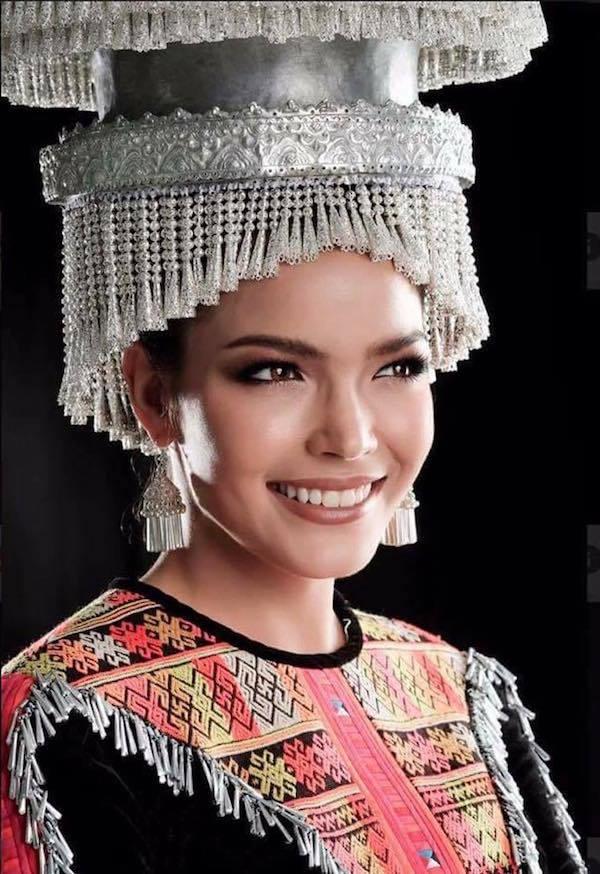 DJ 25 tuổi đăng quang Hoa hậu Hoàn vũ Thái Lan