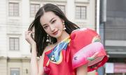 Sao Việt chưng diện đi xem show thời trang