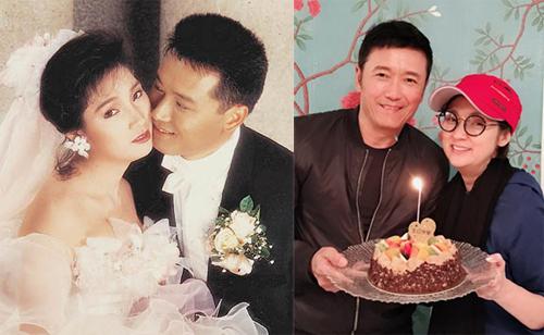 Miêu Kiều Vỹ, Thích Mỹ Trân kết hôn được 29 năm.