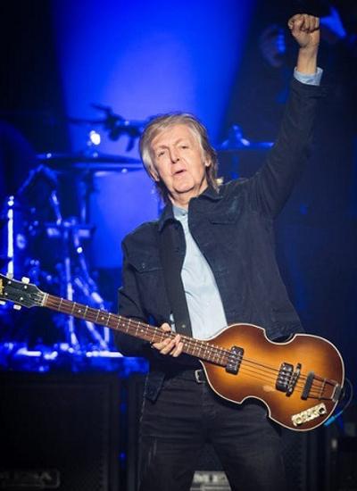Paul McCartney dần đòi được bản quyền các sáng tác của The Beatles sau hàng chục năm đấu tranh. Ảnh: USA Today.