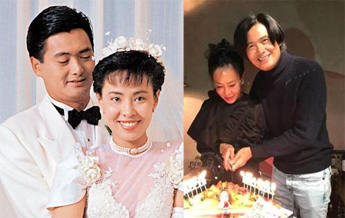 Các tài tử, giai nhân Hong Kong giữ hôn nhân trên 20 năm - 5