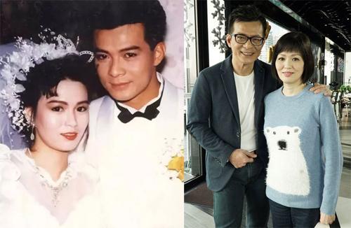 Các tài tử, giai nhân Hong Kong giữ hôn nhân trên 20 năm - 3