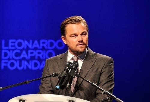 Tài tử Leonardo DiCaprio. Ảnh: CBS.
