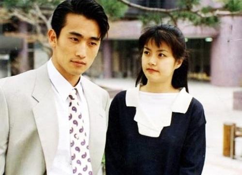 Cha In Pyo và Shin Ae Ra