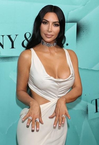 Người đẹp siêu vòng ba Kim Kardashian. Ảnh: Hollywood Life.