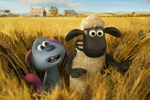 Chú cừu Shaun