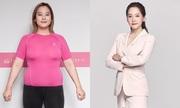 Ca sĩ Hàn giảm 27 kg sau thời gian mắc chứng cuồng ăn