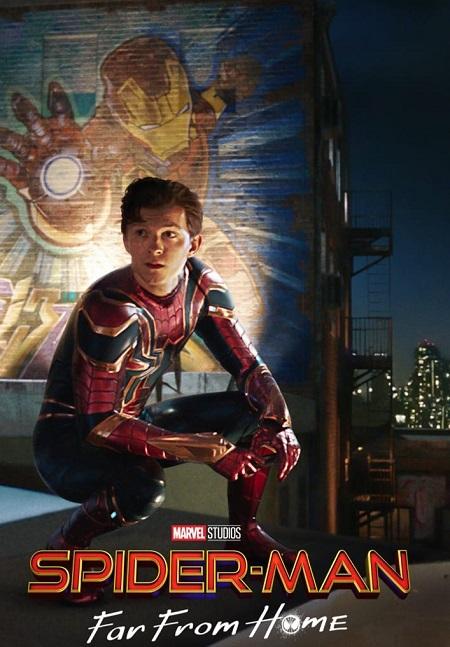Dù đã qua đời, Iron Man vẫn được nhắc đến nhiều trong phim mới. Ảnh: Sony.