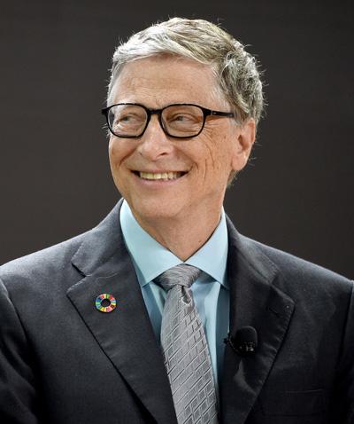 Bill Gates. Ảnh: .businessinsider