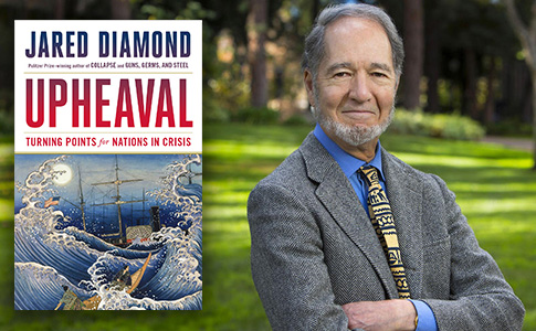 Bìa cuốn Upheaval củaJared Diamond.