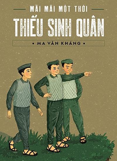 Sách Mãi mãi một thời thiếu sinh quân do Nhà xuất bản Kim Đồng ấn hành.