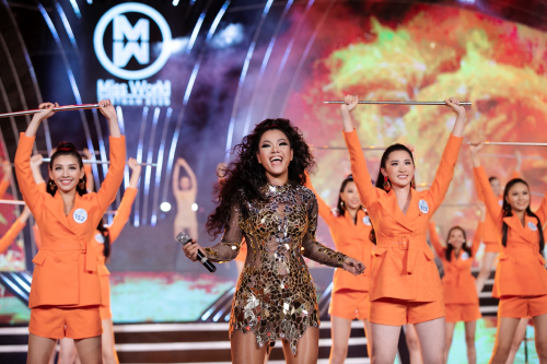Sân khấu phá vỡ mọi giới hạn của Tổng đạo diễn Hoàng Nhật Nam tại Chung khảo phía Bắc Miss World Việt Nam (xin bài edit) - 1