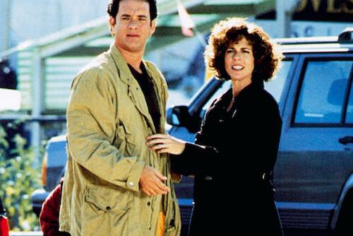 Năm 1993, cặp sao xuất hiện trong bộ phim Sleepless in Seattle. Trong tác phẩm, hai người đóng vai bạn thân của nhau.