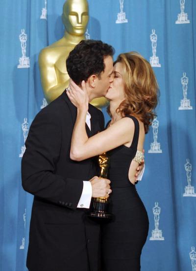 Năm 1995, Tom Hanks nhận giải Oscar Nam chính xuất sắc nhất hai năm liên tiếp nhờ Forrest Gump. không có kết nối với Rita, tôi không biết làm thế nào tôi có thể kết nối với những gì Forrest [Gump] đang trải qua, ông nói trên sóng chương trình của Oprah Winfrey sau đêm trao giải.