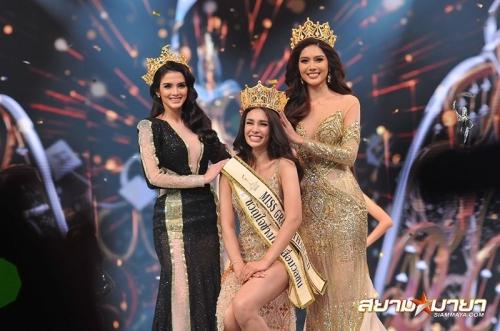 Với danh hiệu này, Suparurk sẽ đại diện quốc gia tham dự Miss Grand International dự kiến tổ chức tại Venezuela vào tháng 10.