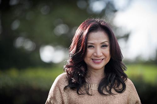 Châu Tú Lan từng kết hôn với diễn viên