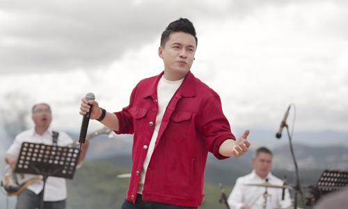Ca sĩ Lam Trường.