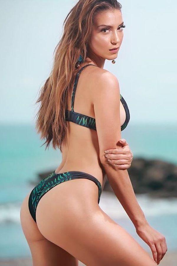 Sắc vóc tân Hoa hậu Costa Rica
