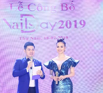 Đinh Ngọc Diệp ngồi ghế nóng cuộc thi Cup nghệ sĩ Nail 2019  - 5